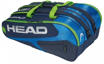 Head Elite 12R Monstercombi Blue Green